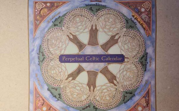 Dolores Whelan - Celtic Calendar