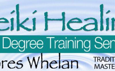 Reiki Healing – First Degree Training Seminar